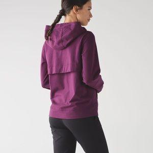 Lululemon Belle zip up hoodie
